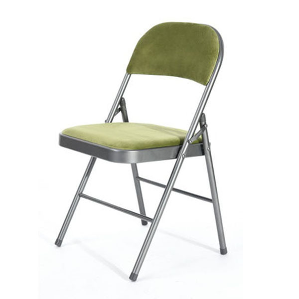 Foldable Chair (Fair Velvet)