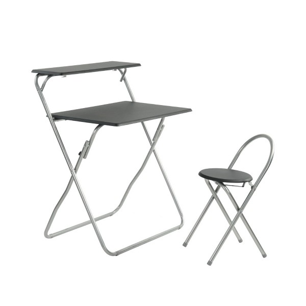 Computer Table & Chair (Francene)