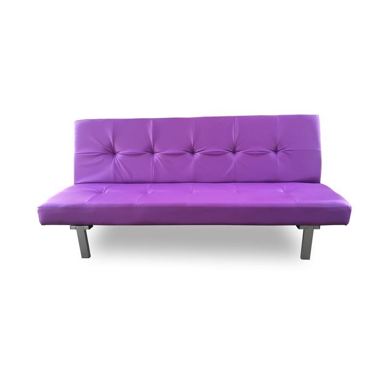 Sofa Bed (Purple)