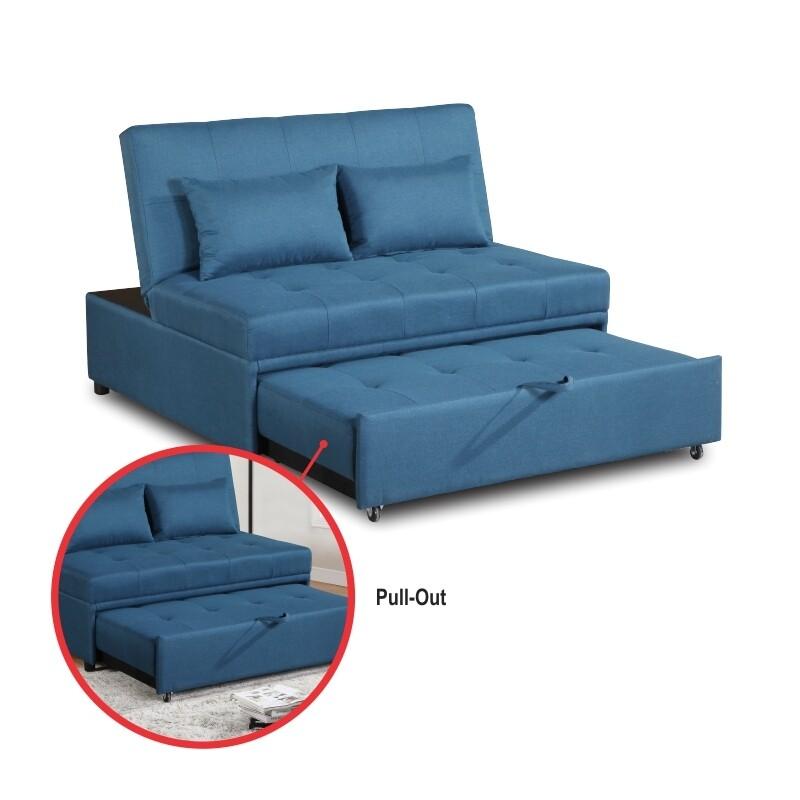 Fabric Sofa Bed (Zymano)