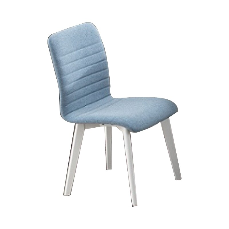 Dining Chair (Red/Blue)