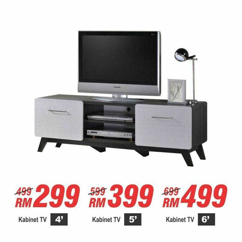 4' TV Cabinet/5' TV Cabinet/6' TV Cabinet