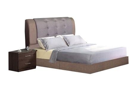 PVC Divan Bed - Queen