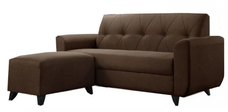 sofa with Stool