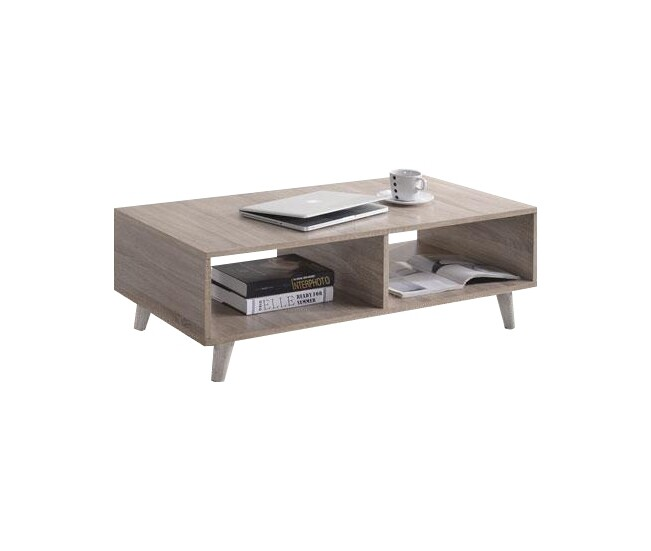 Coffee Table with 2 Storage