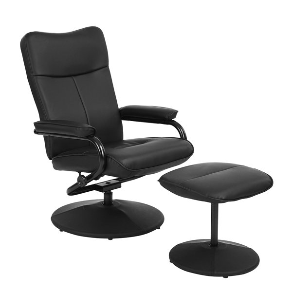 MARQUEZ Recliner chair & stool