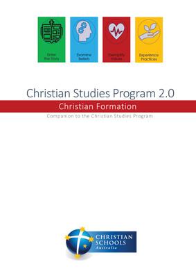 Christian Studies Program 2.0 -- Christian Formation