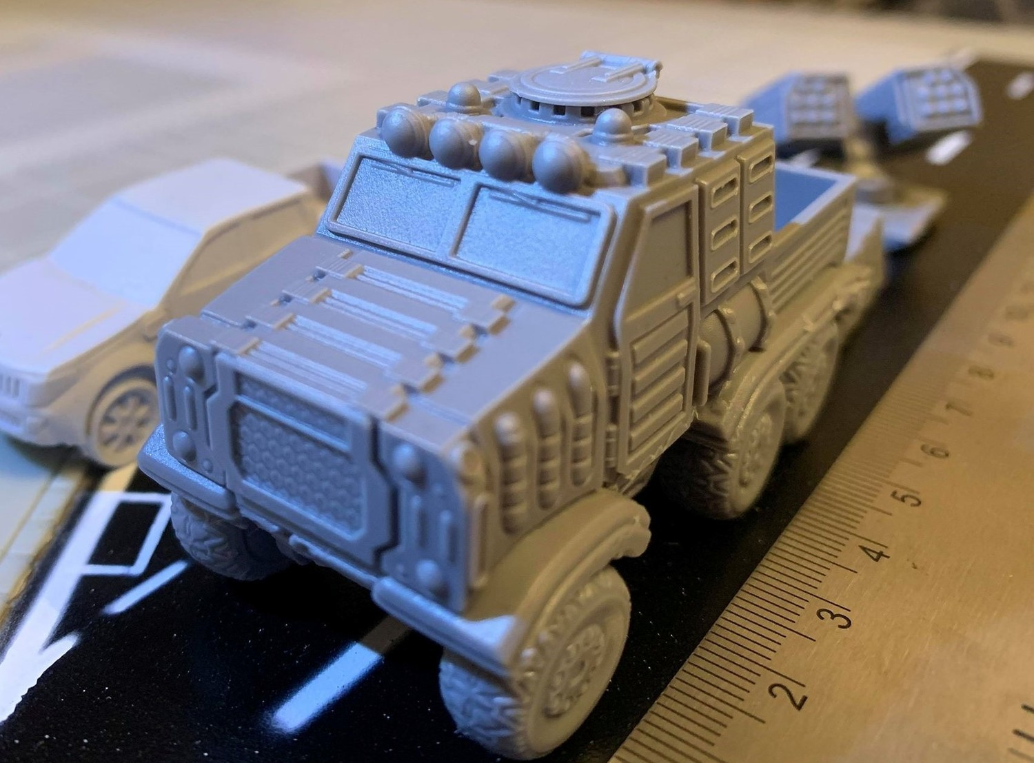 15mm HAWG Military Multi Role Transport
