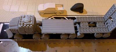 15mm Goliath Land Train