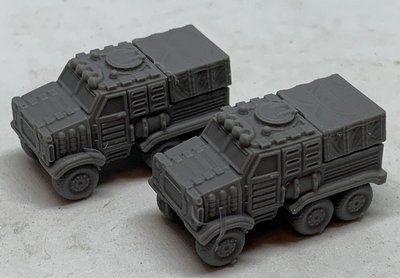 Pack of (2) x 6-8mm Epically Scaled HAWG with upgrades