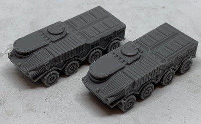 Pack of (2) x 6-8mm Epically Scaled Type 404 APC