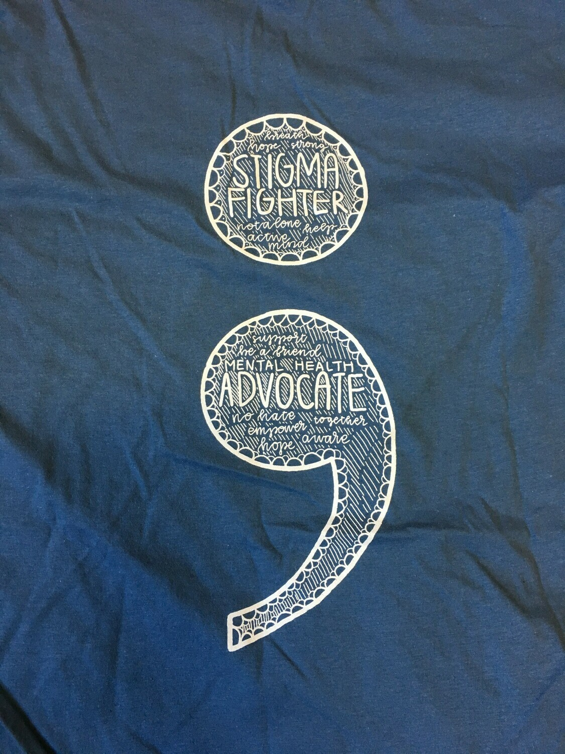 Active Minds - Day without Stigma T-Shirt