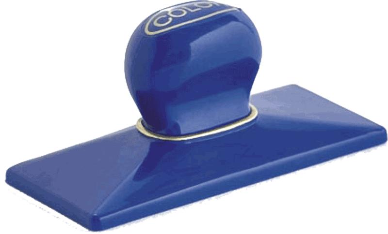 Штамп ручной V04 58х26 мм