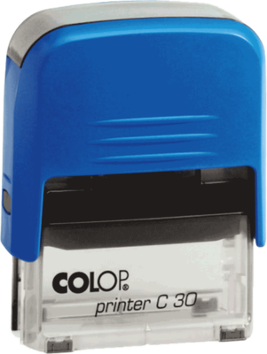 Штамп автоматический Colop Printer 30 47х18 мм