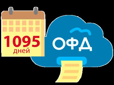 Код активации ОФД на 3 года