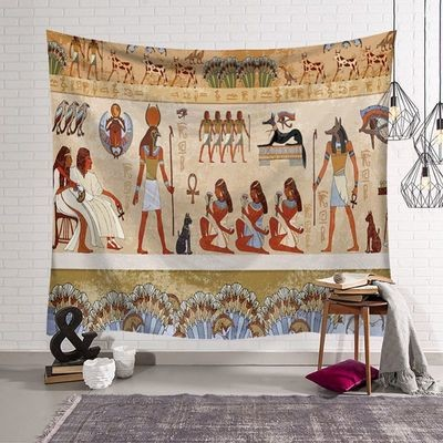 Egyptian Tapestry (Design #19)