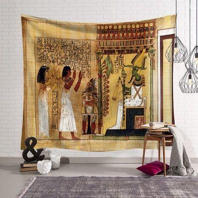 Egyptian Tapestry (Design #11)