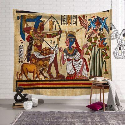 Egyptian Tapestry (Design #16)