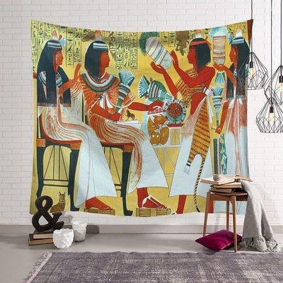 Egyptian Tapestry (Design #18)