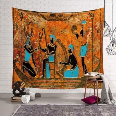 Egyptian Tapestry (Design #9)