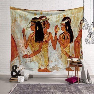 Egyptian Tapestry (Design #12)