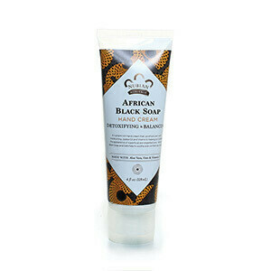 Nubian Heritage Hand Cream(African Black Soap)