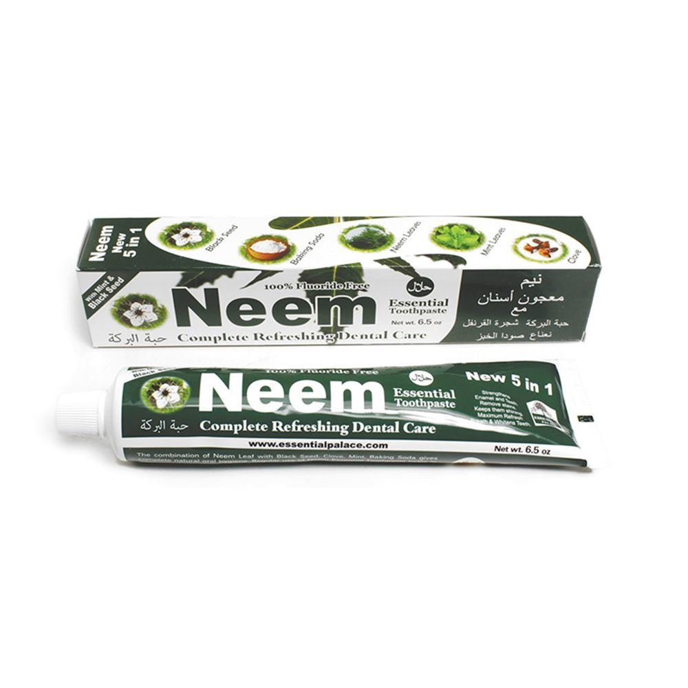 Toothpaste (Neem Essential 5-n-1)