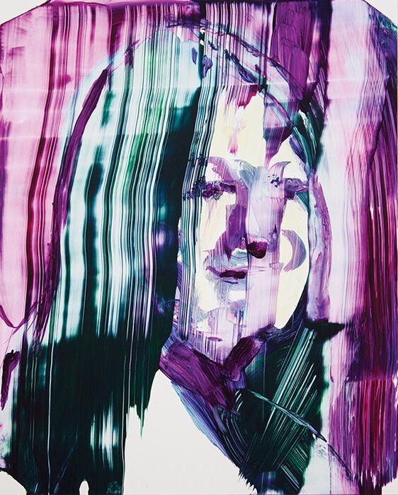 Meta Color 07 | Painting | Artworks | Bartosz Beda