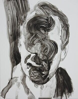 Meta Tag Project 07 | Original Painting | Bartosz Beda
