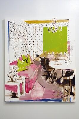 Intentionally Exposed I | Painting | Artwork | Bartosz Beda