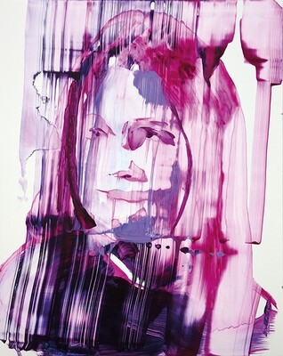 Meta Color 04 |Acrylic on Yupo | Artwork | Painting