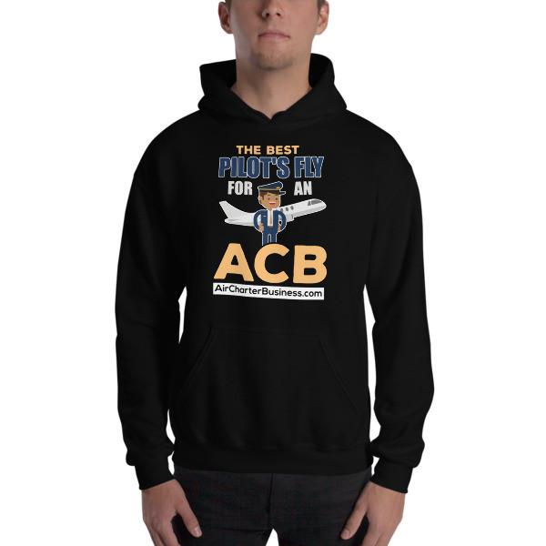The Best Pilot Hooded Sweatshirt