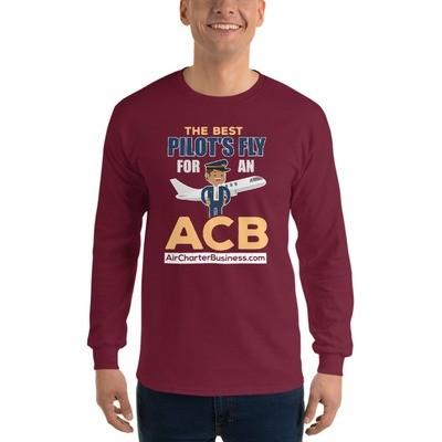 The Best Pilot Long Sleeve T-Shirt