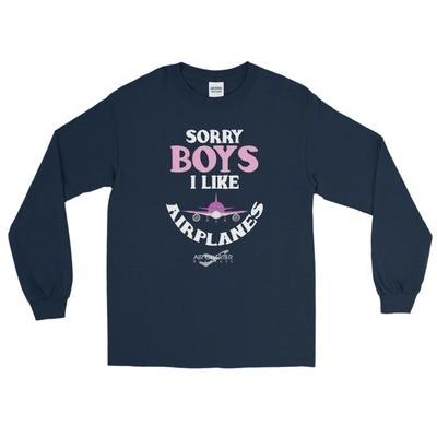 Sorry Boys! Long Sleeve T-Shirt