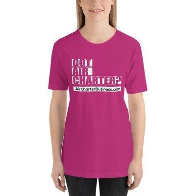 Got Air Charter? Women's Short-Sleeve T-Shirt