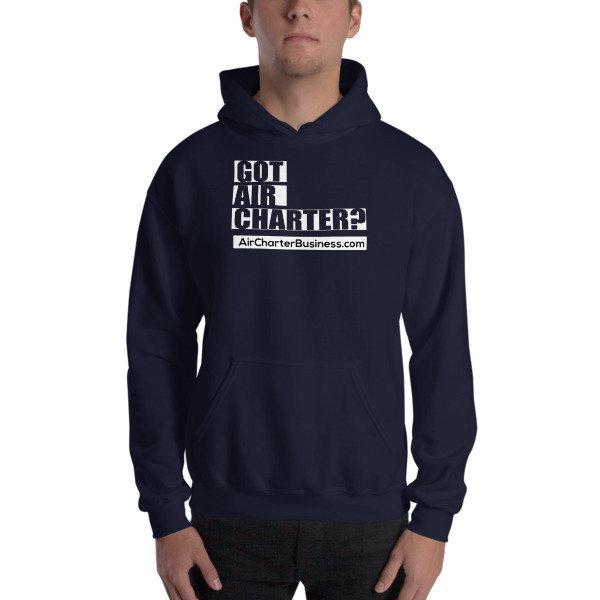 Got AirCharter? Hooded Sweatshirt