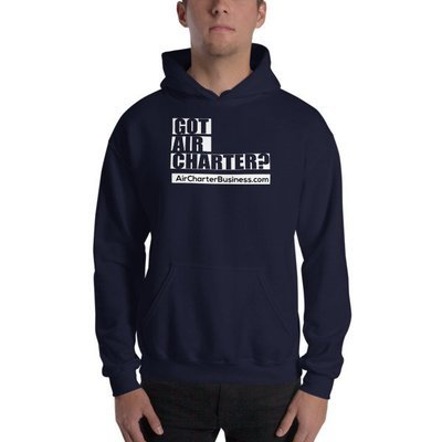 Got AirCharter? Hooded Sweatshirt