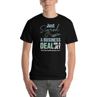 Business Deal. Short-Sleeve T-Shirt