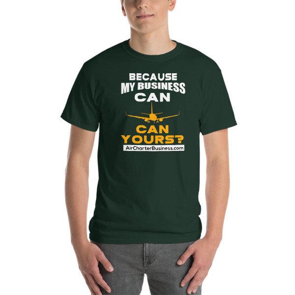 Just Because. Short-Sleeve T-Shirt