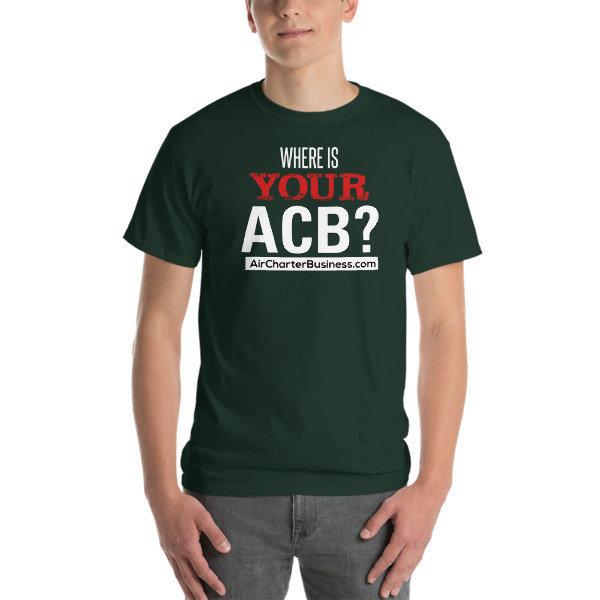 Got ACB? Short-Sleeve T-Shirt