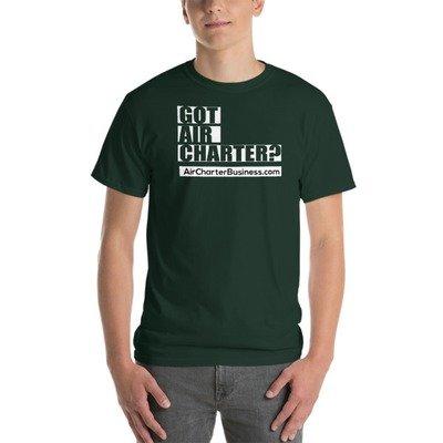 Got Air Charter? Short-Sleeve T-Shirt