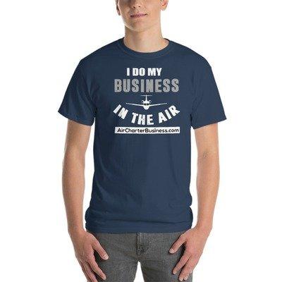 Where do you do Business? Short-Sleeve T-Shirt