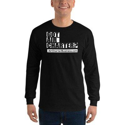 Got Air Charter? Long Sleeve T-Shirt