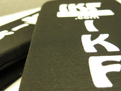 IKF MUAY THAI COTTON SHIN GUARDS