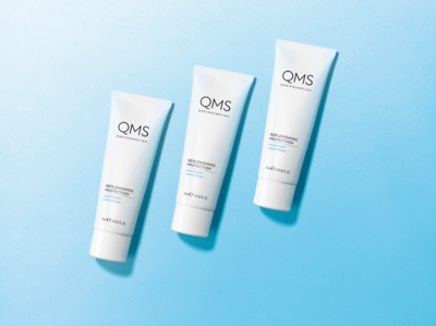 QMS Replenish Protection Handcreme