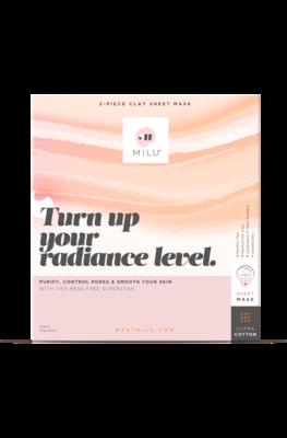 Turn up your radiance level