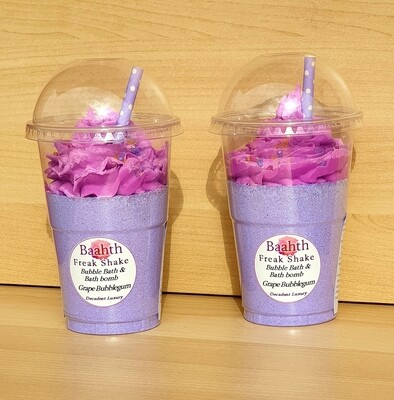 Freak Shake - Grape Bubblegum