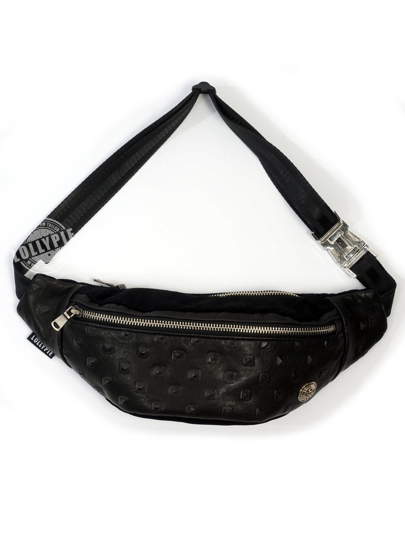 Кожаная сумка на пояс Leather Belt Bag