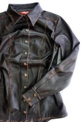 Examples of shirt jackets