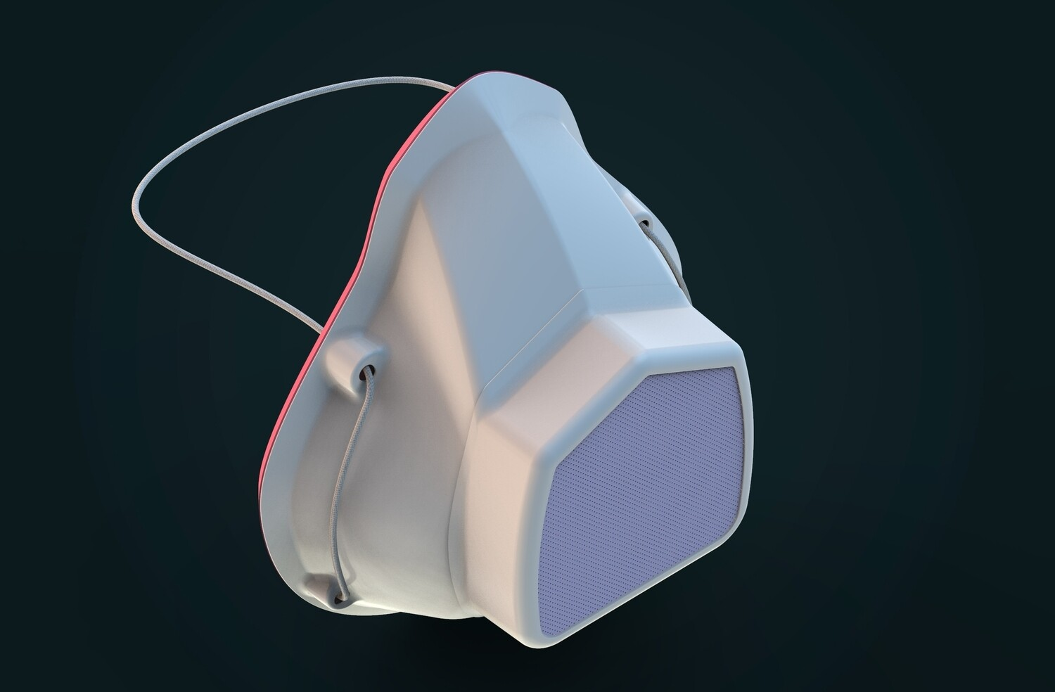 Smart Mask with 30 Replaceable Filters